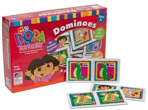 Dora the Explorer Dominoes