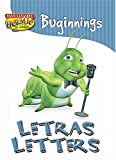 Buginnings Letras (Max Lucado's Hermie & Friends) (Spanish Edition)