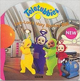 Teletubbies: Laa-Laa's Very Bouncy Ball: 9780563475385: Amazon.com