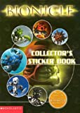 Bionicle Collector's Sticker Book (0439501202) by Farshtey, Greg