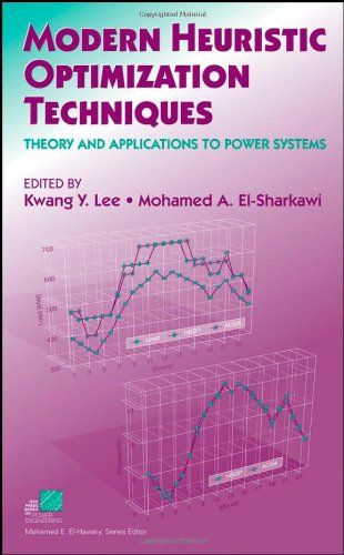 Modern Heuristic Optimization Techniques: Theory And Applications To Power Systems
