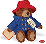 "Big Screen Paddington Bear 12"" with Marmalade Sandwich"