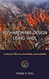 img - for RTL Hardware Design Using VHDL: Coding for Efficiency, Portability, and Scalability book / textbook / text book