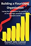 img - for Building a Flourishing Organisation; Laying the Foundations for Success in an Increasingly Uncertain and Complex World book / textbook / text book