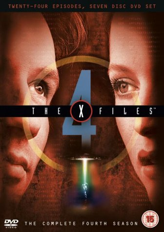 The X Files: Season 4 [DVD] [1994]