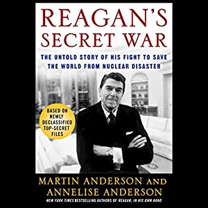 Reagan's Secret War Audiobook