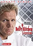 Hell's Kitchen: Season 4 Raw & Uncensored (4 disc)