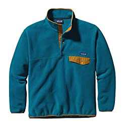 Patagonia Synchilla Snap-T Fleece Pullover - Men\'s Underwater Blue, Large