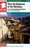 echange, troc Guide FFRP - Lubéron - Ventoux