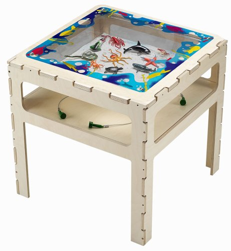 Magnetic Sea Life Table by Anatex
