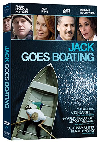 DVD : Jack Goes Boating (Widescreen)