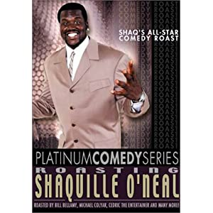 Platinum Comedy Series: Roasting Shaquille O&#8217;Neal