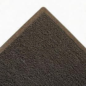 3M Dirt Stop Scraper Mat, Polypropylene, 36 x 60, Chestnut (34839)