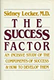img - for The Success Factor by Sidney Lecker (1986-03-03) book / textbook / text book