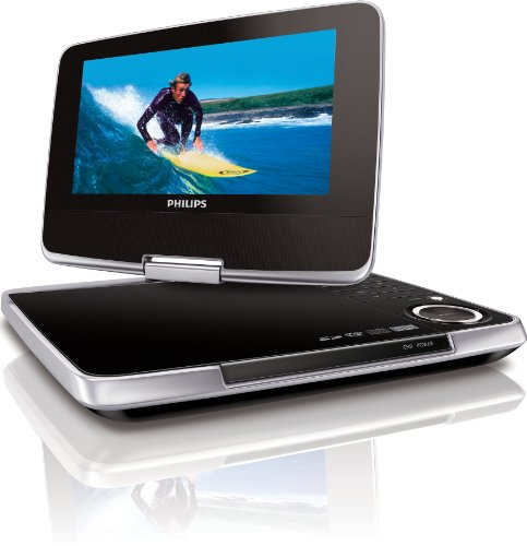 Philips PD7060/05 7 inch Portable DVD Player