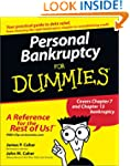 Personal Bankruptcy For Dummies