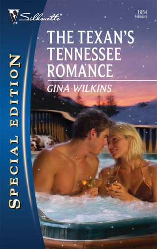 Image of The Texan's Tennessee Romance (Silhouette Special Edition)