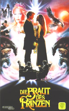Die Braut des Prinzen [VHS]