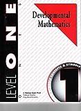 Developmental Mathematics, Level 1: Ones--Concepts and Symbols
