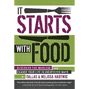 "Buy ""It Starts With Food"" from Amazon"