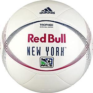 MLS New York Red Bulls 2012 Tropheo Soccer Ball