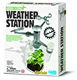 Green Science - Weather Station - Kids Children Girls Boys - Simple Science Set - Top Quality Xmas Christmas Present Gift Fun Toys & Games Idea Age 8+