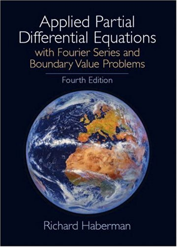 Applied Partial Differential Equations: With Fourier...