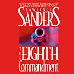 The Eighth Commandment (       UNABRIDGED) by Lawrence Sanders Narrated by Rebecca Gibel