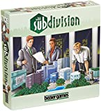 Subdivision Board Game