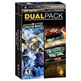 PSP Dual Pack - MotorStorm: Arctic Edge and Twisted Metal: Head On (Color: One Color, Tamaño: One Size)