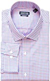 Kenneth Cole Reaction Mens Check Dress Shirt