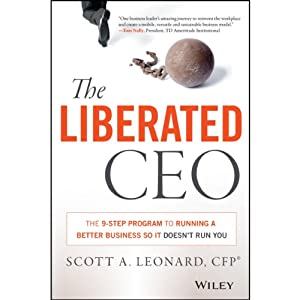 The Liberated CEO Audiobook
