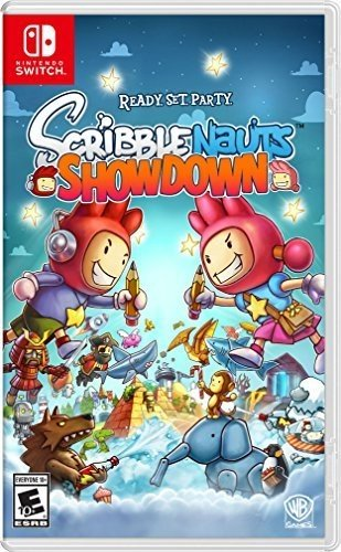 Buy Scribblenauts Showdown Now!