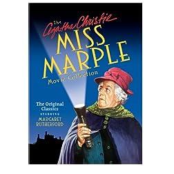 Agatha Christie's Miss Marple: Movie Collection