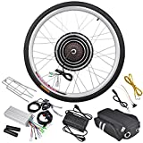 "36V 800W 26"" Rear Wheel Electric Bicycle Motor Kit E-Bike Cycling Hub Conversion"