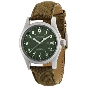 [ハミルトン]HAMILTON 腕時計 KHAKI FIELD MECHANICAL H69419363 メンズ [正規輸入品]