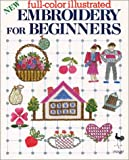 img - for New Embroidery for Beginners book / textbook / text book
