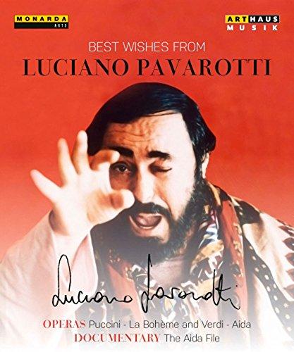 Best Wishes From Luciano Pavarotti (Aida, La Bohème und