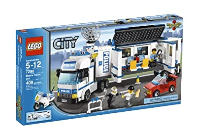 Lego Mobile Police Unit 7288 by LEGO