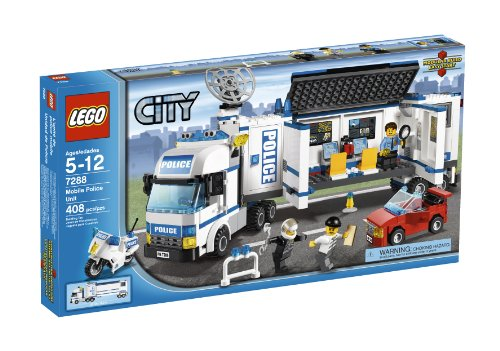 LEGO Mobile Police Unit 7288 Amazon.com
