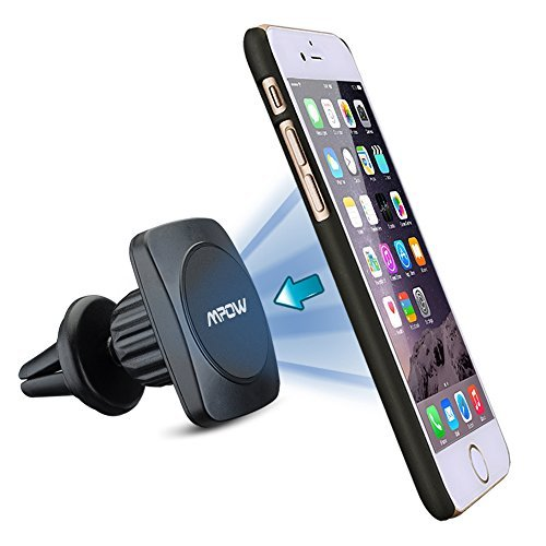 Mpow MagGrip 360 Degree Swivel Air Vent Magnetic Universal Car Mount
