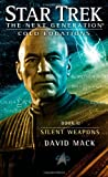 img - for Star Trek: The Next Generation: Cold Equations: Silent Weapons: Book Two book / textbook / text book