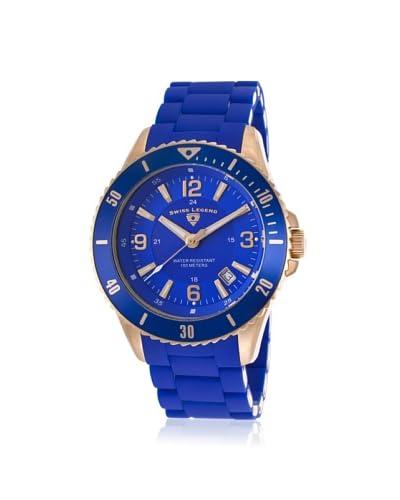 Swiss Legend Men's 93608-RG-33 Luminoso Analog Display Swiss Quartz Rose Gold Watch