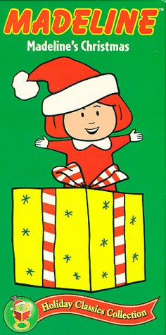 Madeline - Xmas / Animated [VHS] [Import]