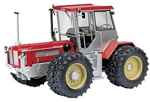 Schuco - 450761600 - Véhicule Miniature - Tracteur Super Trac 2500VL avec Pneus Jumelés - Echelle 1 / 32