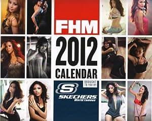 Asian Girls of FHM 2012 Wall Calendar