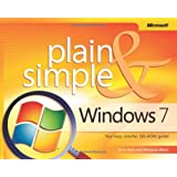 Windows 7 Plain & Simple (Plain and Simple)by Jerry Joyce