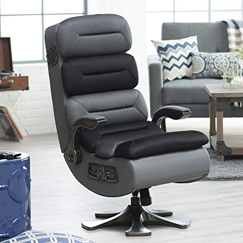 Gaming chair X-ROCKER 5126501 PRO SERIES II 2.1 Wireless Bluetooth Audio
