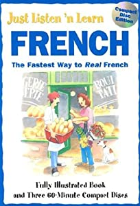 Amazon.com: Just Listen 'N Learn French (9780844246314