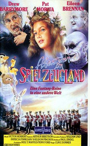 Abenteuer im Spielzeugland [VHS]